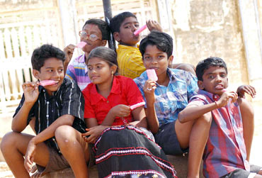 A scene from Pasanga