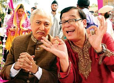 Anang Desai and Rajeev Mehta