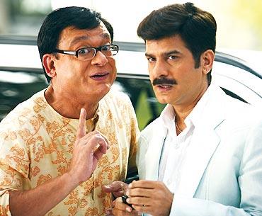 Rajeev Mehta and J D Majethia