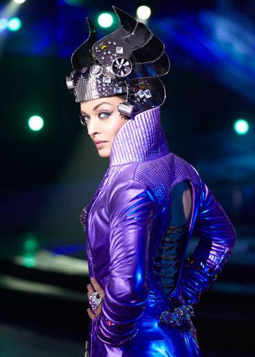 Aishwarya Rai Bachchan in Robot