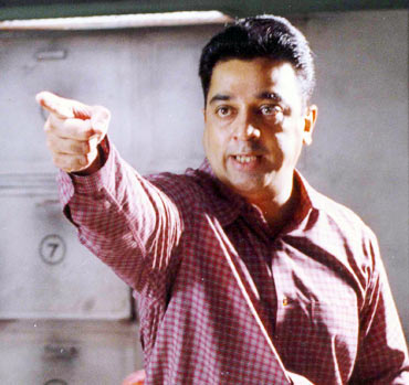 Kamal Haasan in Indian