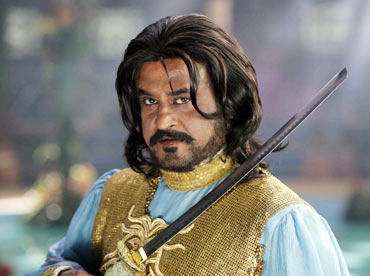 Rajnikanth in Sivaji