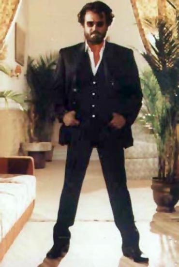 Rajnikanth in Basha