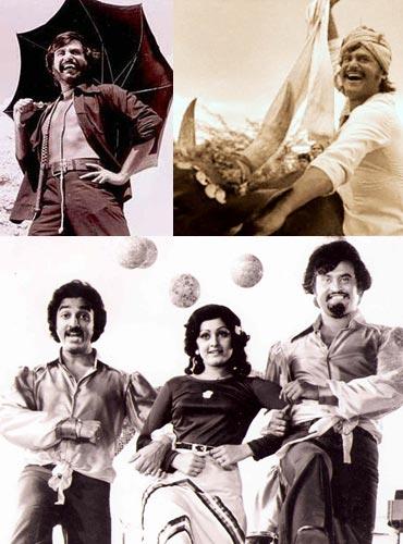 Scenes from Bhairavi, Murattu Kaalai and Ninaithale Inikkum