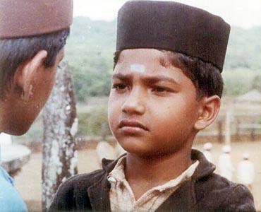 A scene from Malgudi Days