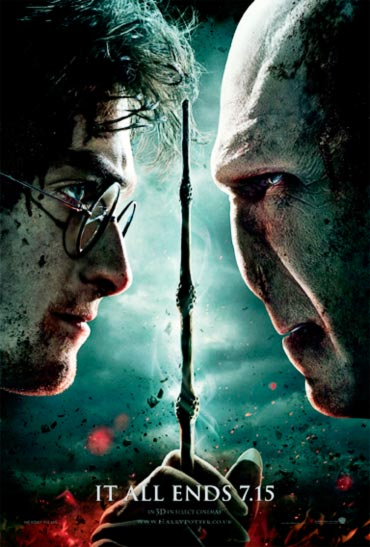 A still from Harry Potter and the Deathly Hallows 2