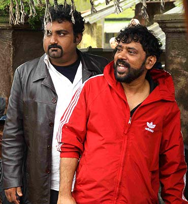 Shankar Ramakrishnan and Santosh Sivan