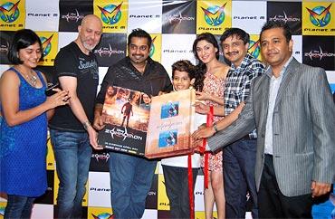 Yashita Sharma, Loy Mendosa, Shankar Mahadevan, Darsheel Safary, Manjari Fadnis, Satyajit Bhatkal and Amit Gupta