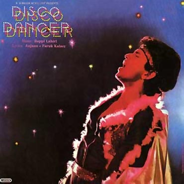 Poster of Disco Dancer