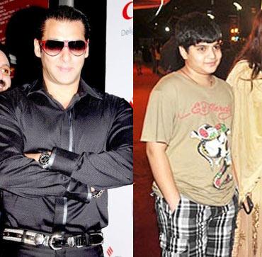 Salman Khan and Ayaan Agnihotri