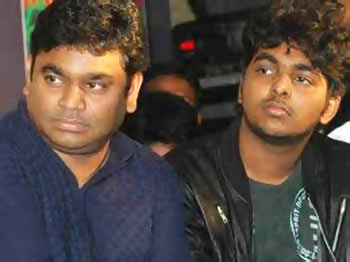 A R Rahman and G V Prakash Kumar