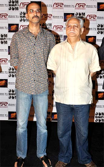 Rohan Sippy and Ramesh Sippy