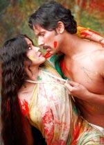 Nandana Sen and Randeep Hooda in Rang Rasiya