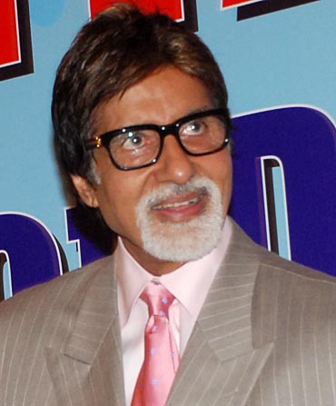 Amitabh Bachchan.