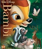The Bambi DVD
