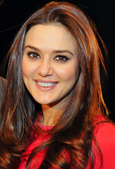 Preity Zinta