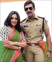 Ramya and Chiranjeevi Sarja