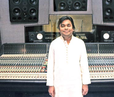 AM Studio in Chennai. March 2010