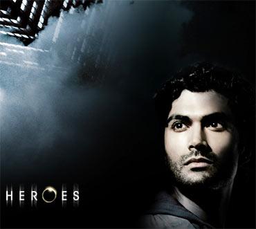 Sendhil Ramamurthy in Heroes