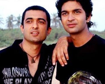 Sanjay Suri and Purab Kohli in My Brother Nikhil