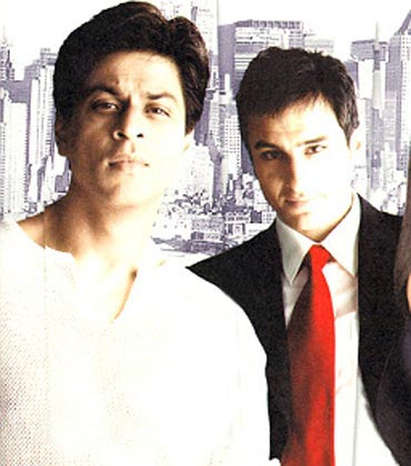 Movie poster of Kal Ho Naa Ho