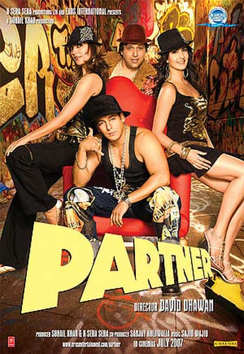 Movie poster of Partner