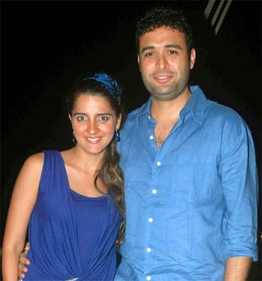 Shruti and Danish Aslam