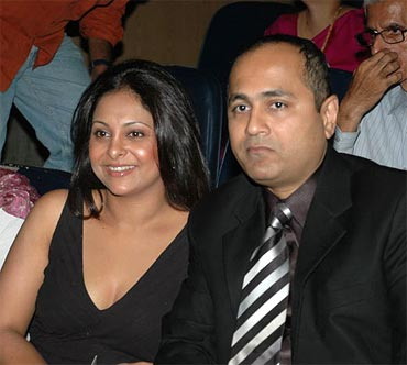 Shefali and Vipul Shah