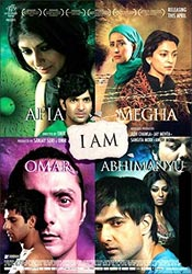 Movie poster of I AM