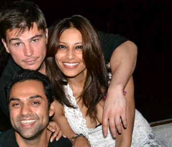 Abhay Deol, Josh Hartnett and Bipasha Basu