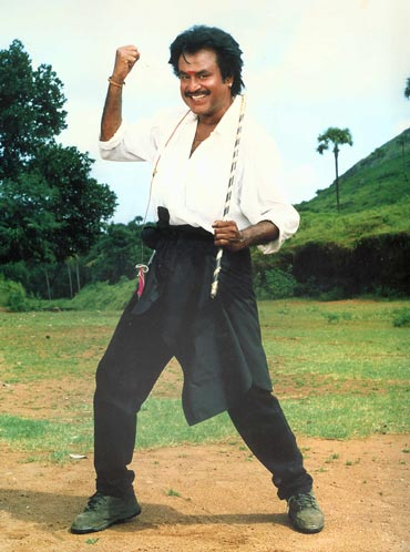 A still from Muthu