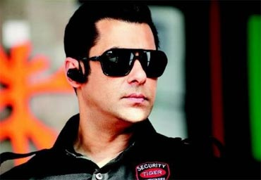 Salman Khan in Bodyguard