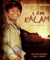 Movie poster of I Am Kalam