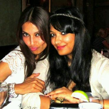 Bipasha and Bijoyeta Basu