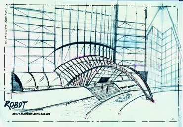 A sketch of the sets of Endhiran