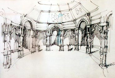 A sketch of the sets of Aladdin