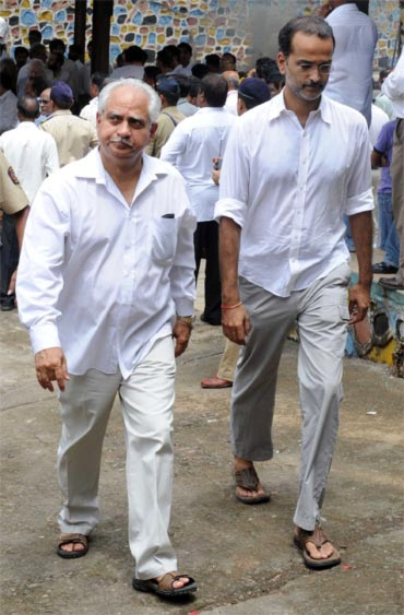 Ramesh and Rohan Sippy