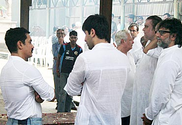 Aamir Khan, Ranbir Kapoor, Rakeysh Omprakash Mehra