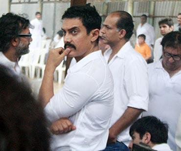 Rakeysh Omprakash Mehra, Aamir Khan, Ashutosh Gowarikar, Ranbir Kapoor