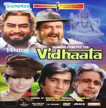 Movie poster of Vidhaata