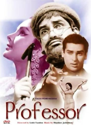 Movie poster of Professor