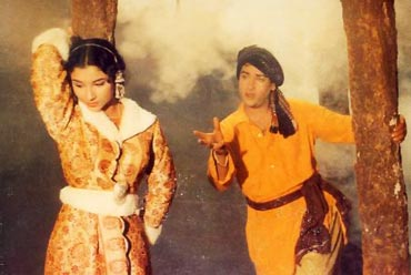 A still from Kashmir Ki Kali