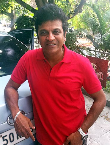 Shivarajkumar