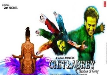 Movie poster of Chitkabrey-The Shades of Grey