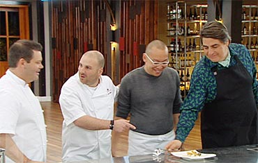 A scene from Masterchef Season 2