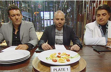 A still from Masterchef Australia Season 3