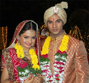 A still from Saath Nibhana Saathiya