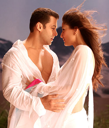 Salman Khan and Kareena Kapoor