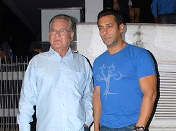 Salim and Salman Khan