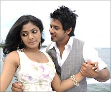 A still from Yuvan Yuvathi